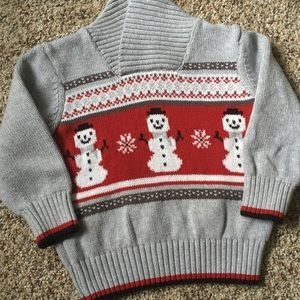 Toddler Holiday Sweater